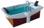 Ванна акриловая с гидромассажем Wisemaker WK-B08