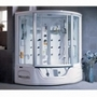 Душевая кабина с парогенератором с аэромассажем Appollo A-0818 1550 x 1550