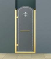 Душевая дверь Cezares Retro Retro-B-1-90-PP-G