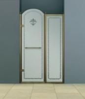 Душевая дверь Cezares Retro Retro-B-11-120-PP-G