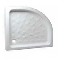 Керамический душевой поддон Vidima - полукруг 90 W857001