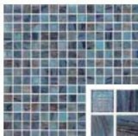 Glass Mosaic Мозаика Glass Mosaic JC878 (микс)