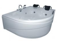 Ванна акриловая с гидромассажем CRW CZI-24R