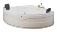 Ванна акриловая с гидромассажем Wisemaker DG-407