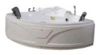 Ванна акриловая с гидромассажем Wisemaker DG-406