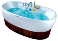 Ванна акриловая с гидромассажем Wisemaker WK-B22