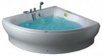 Ванна акриловая с гидромассажем Wisemaker WK-B09