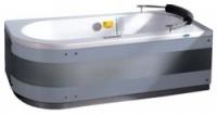 Ванна акриловая с гидромассажем Wisemaker WK-B07