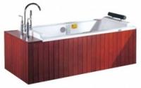 Ванна акриловая с гидромассажем Wisemaker WK-B06