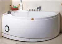 Ванна акриловая с гидромассажем Keramac Gracia NSL-13