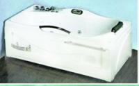 Ванна акриловая с гидромассажем Keramac Real New SI-634