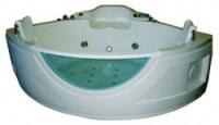 Ванна акриловая с гидромассажем Keramac Sionia SI-624