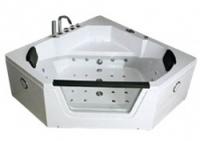 Ванна акриловая с гидромассажем Iris TLP-643
