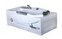 Ванна акриловая с гидромассажем Iris TLP-634L