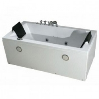 Ванна акриловая с гидромассажем Iris TLP-640L