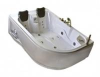 Ванна акриловая с гидромассажем Iris TLP-631L,R