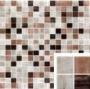 Glass Mosaic Мозаика Glass Mosaic V-1132 (микс)