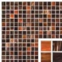 Glass Mosaic Мозаика Glass Mosaic JC882 (микс)