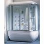 Душевая кабина с парогенератором Appollo A-0734 1700 x 800