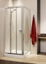 Душевая дверь Radaway Treviso боковая стенка S 75