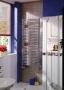 Полотенцесушитель на горячей воде Zehnder JABC-150-060 хром